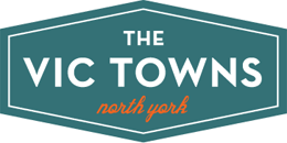 The Vic Towns Logo